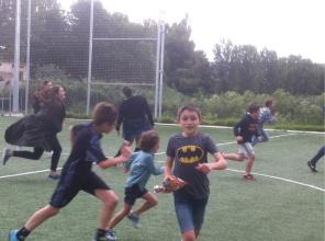 Futbol - con Batman