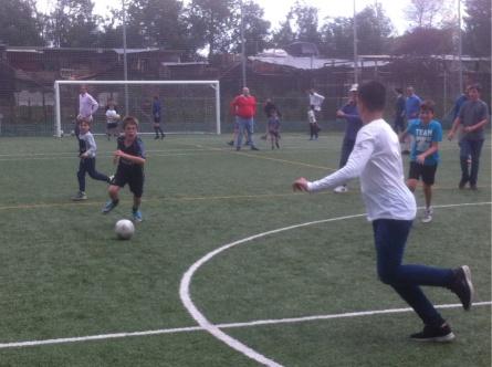 futbol - internada